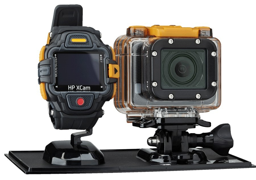 Hp Action Cam Ac300w Live Viewing Wifi Full Hd